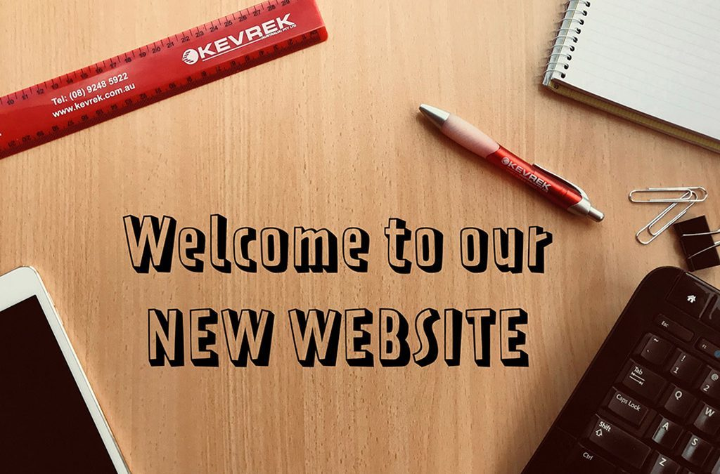 Kevrek New Website